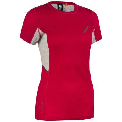 Футболка BD Training Wool Summer Red W