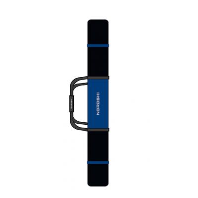 Чехол для лыж Nordski 195см 3 пары Black/Blue