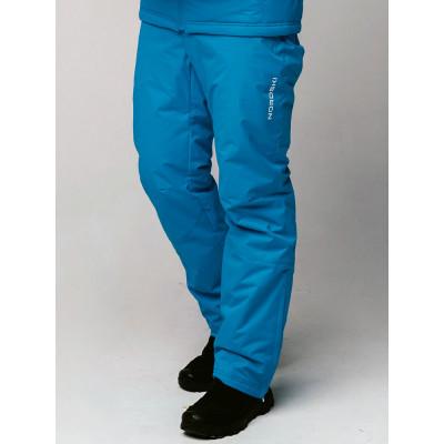 Утепленные брюки Nordski Premium Blue M