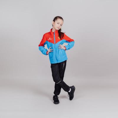 Костюм спортивный Nordski Jr. Sport Red/Blue