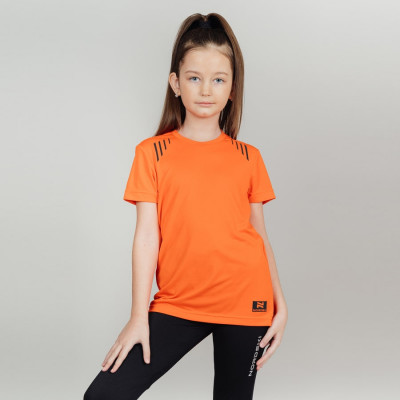 Футболка Nordski Jr. Run Orange