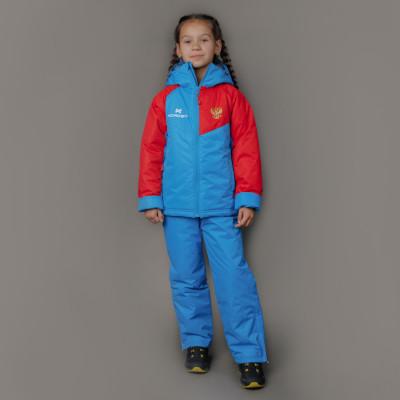 Утепленный костюм NORDSKI Kids National 2.0