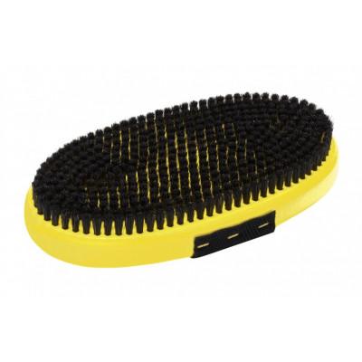Щетка TOKO овальная Base Brush конский волос
