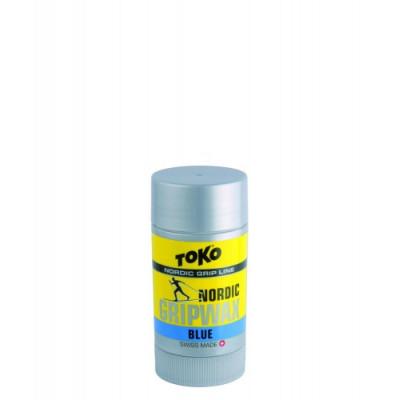 Мазь TOKO Nordic GripWax blue