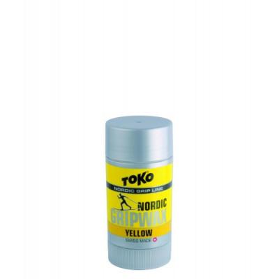 Мазь TOKO Nordic GripWax yellow